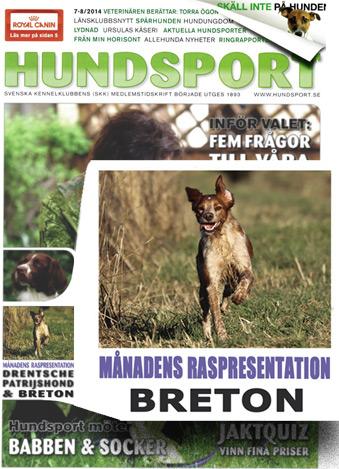 Raspresentation i Hundsport
